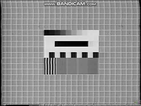 РАРИТЕТ! Настроечная таблица(1 Беларусская программа СССР, 31.07.1979) Писк 920 ГЦ