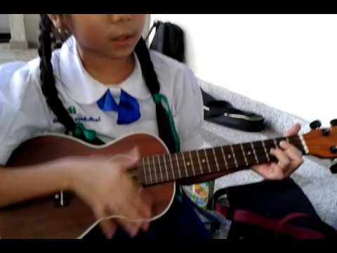สอนเล่นอูคุเลเล่เพลง เบาเบาค่ะ