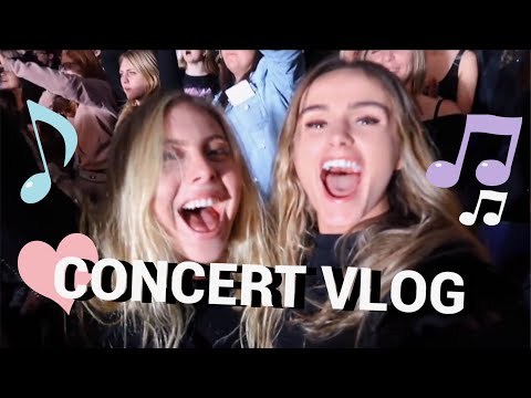 LITTLE MIX @ THE O2 - COME WITH US | SYD AND ELL