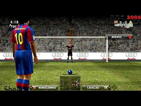 Pro Evolution Soccer PENALTIS: Desde PES 96 al PES 2018 (Winning Eleven) PES