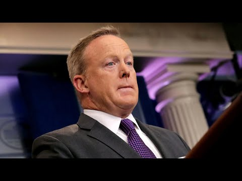 Press Secretary Spicer resigns, Scaramucci named communications director