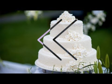 Reverse - How To Basic - How To Make a Wedding Cake