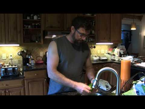 How to Cook Poke Sallet