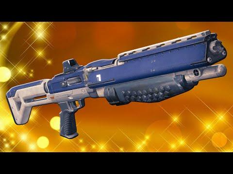 Destiny - How To Get Invective! Exotic Shotgun Bounty!