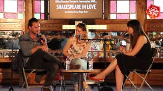 In Conversation With... Shakespeare in Love