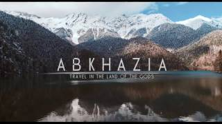 ABKHAZIA TRAVEL IN THE LAND OF THE GODS