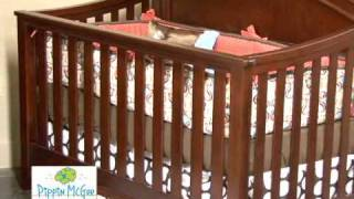 Deer Run Collection Crib From Lea Children's Furniture
