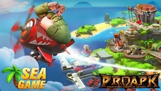 Gambar cover Sea Game Android Gameplay