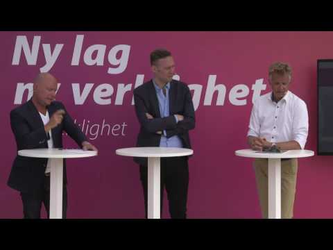 Fråga verket: Om krigsbrott, terrorhot och det svenska flyktingmottagandet