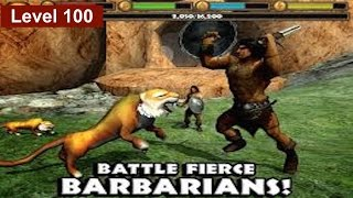 Sabertooth Tiger Simulator By Gluten Free Games -Part 5 - iPhone, iPad, and iPod touch. Android