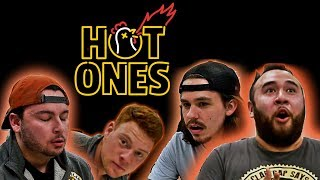 SPICY WINGS || The Boyos Try The Last Dab - HOT ONES