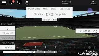 Roblox Fußball Liverpool Vs Real Madrid Final-Runde