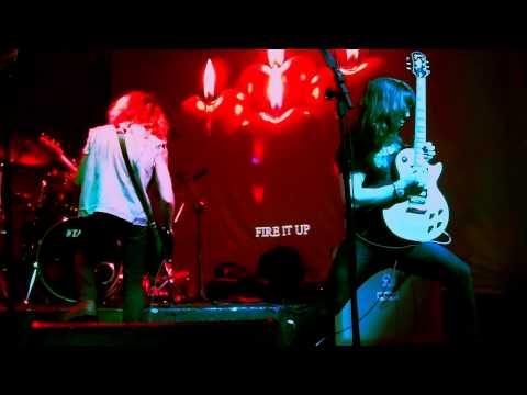Blaze Hearts Live - Cold sweat at Manifesto bar