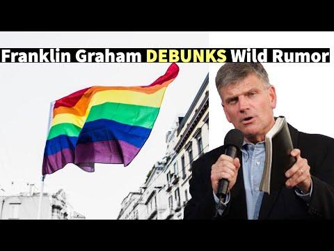 Franklin Graham Debunks Rumors | Faithwire Interview