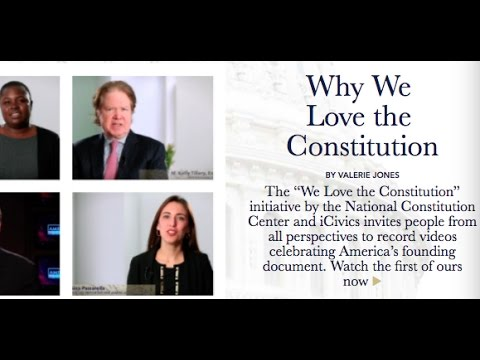 Why We Love the Constitution - Attorney Guests & Host of The American Law Journal