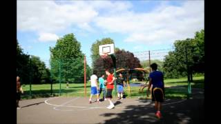 King George V Park Welwyn Garden City Basketball p2