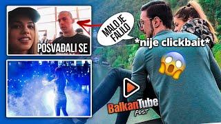 Plakala na Balkan Tube festu? *izbio haos*