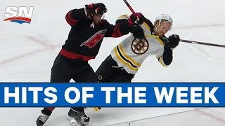 NHL Hits of The Week: Welcome To The Conference Finals