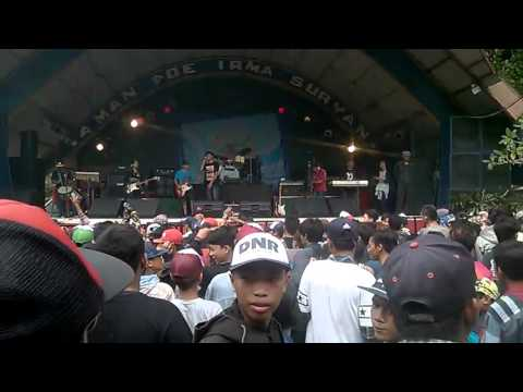 Sill Bocor - Santai Sayang On Taman Topi Bogor Live