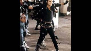 Michael Jackson Somebodys Watching Me W/ Lyrics