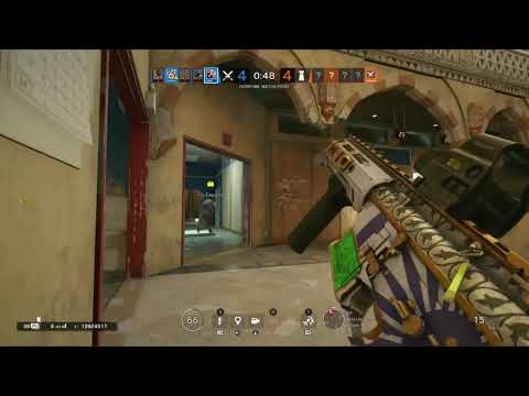 Clutching Ranked Games//Platinum R6S
