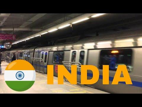 Delhi Metro India (03164)