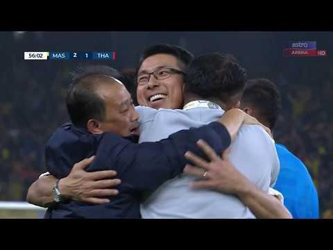 Kelayakan Piala Dunia 2022 & Piala Asia 2023: Malaysia 2-1 Thailand   Astro Arena