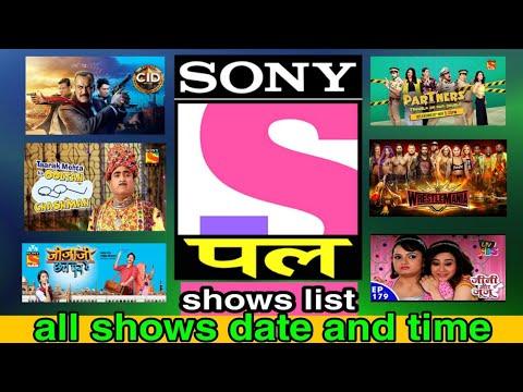 sony pal program list and time ?? sony pal show schedule ?? Rawat Sahab11 ??