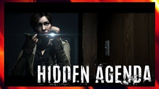 CHOOSE YOUR OWN HORROR! Hidden Agenda | Fright Night Friday Livestream | Cocktails & Consoles