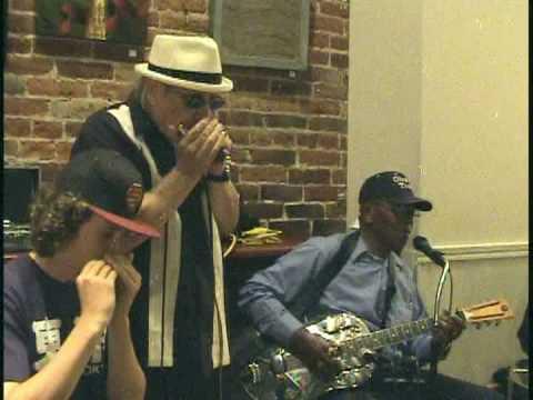 Robert Lowery & Friends: Blues @ LuLu's