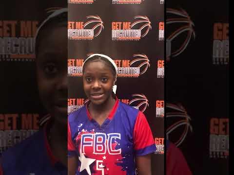 Raven Johnson (FBC United Hunt/Westlake HS/Atlanta, GA) 2021 5'8 PG -