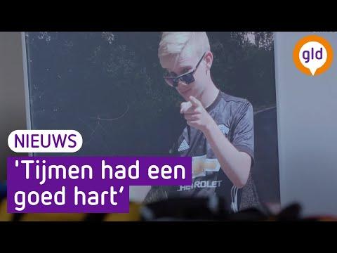 Moeder van overleden Tijmen (13): 'Hij was een jongen die iedereen wilde helpen'