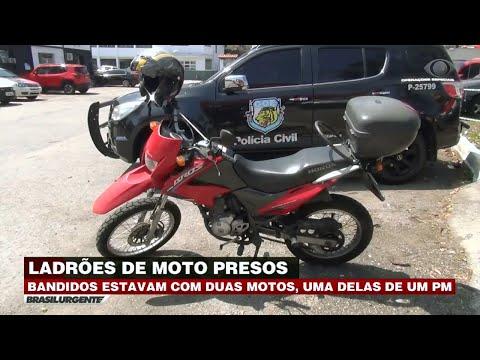 SP: Motociclista é roubado na Zona Leste