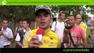 Vuelta a Colombia 2012: Prólogo Pto Gaitan - 12 Jun