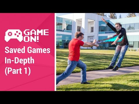 GameOn! - Saved Games In-Depth (Part 1)