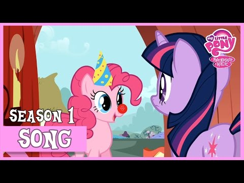 Pinkie Pie's Singing Telegram (Party of One)   MLP: FiM [HD]