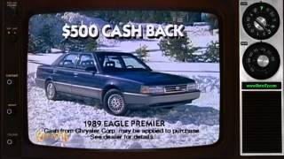 1989 - Jeep Eagle - Snow Savings Spectacular