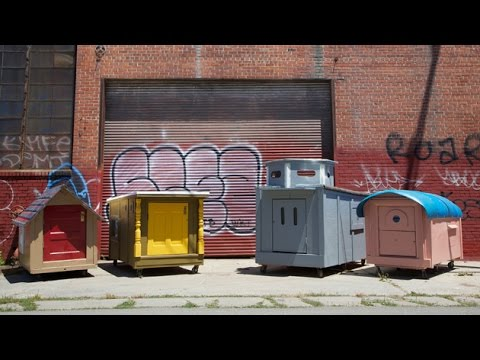 Los Angeles Declared War On Tiny Houses For The Homeless