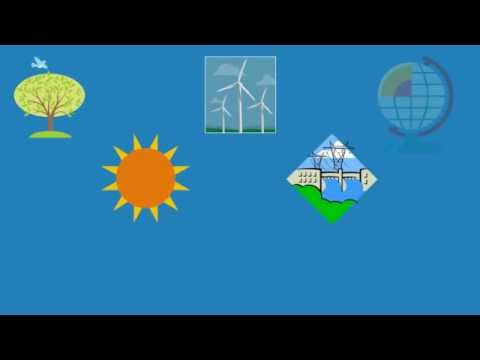 Solar Wind Geothermal And Biomass Energy Sources Are Examples Of