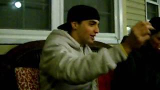 El Rappo in El Smoker