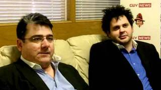 Paul Staines, Editor and Harry Cole, News Editor, Guido Fawkes and Order-Order.com