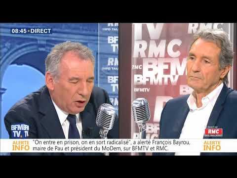 BOURDIN DIRECT du 24/01/2018 François BAYROU