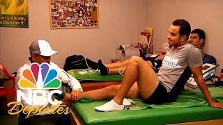 La rehabilitacin de Luis Montes  Liga MX  NBC Deportes