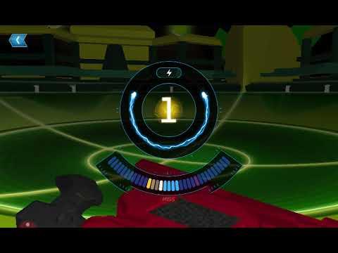 Elemental Legend Spryzen VS black & red Luinor L2 beyblade burst app gameplay - YouTube