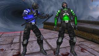 Mortal Kombat Armageddon STRYKER (TRAJE ALTERNATIVO) FLAWLESS VICTORY | VERY HARD (PS2)【TAS】