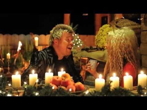 Marlous en Rene Karst -Ik wil een kerstboom versieren met jou (officiële videoclip)