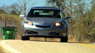 Road Test: 2012 Acura TL
