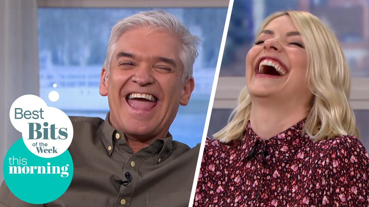 Best Bits of the Week: Phil & Holly's Hilarious Slip Ups! | This Morning