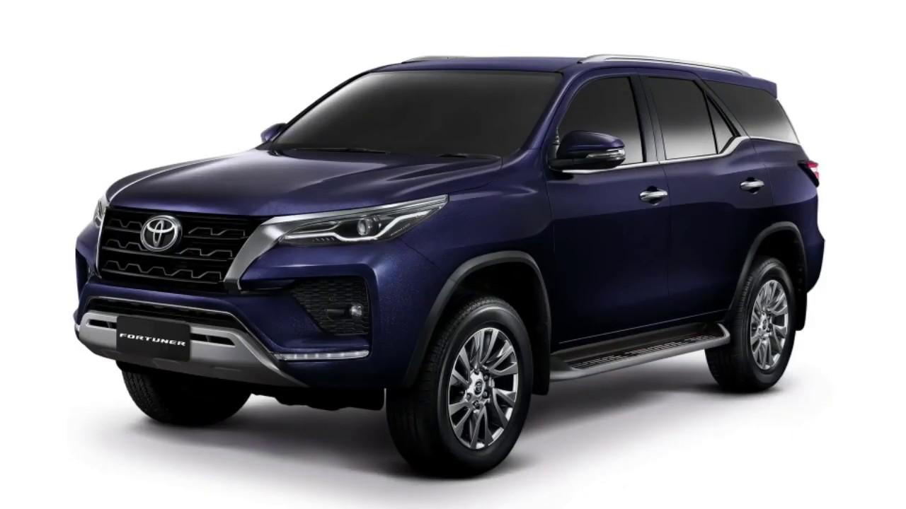 Toyota Fortuner (2021) Revealed !! (Interior/Exterior and ...