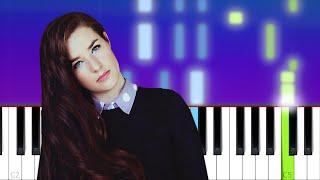 Mia Wray - Where I Stand (Piano tutorial)
